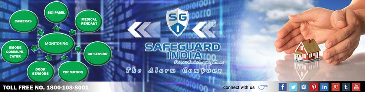 "Safeguard India is the only company in India to offer a state of the art ""Home Security Products & Monitoring Services."" Our security products not only secures the entry/critical points of the house/business establishment but also protects them against Fire, Intrusion, Medical Emergencies.  Our Central Monitoring Station and security experts provide round the clock monitoring services to our customers i.e. 24 X 7 X 365. @safeguardindia #safeguardindia #monitoringsystem @sgi2015sm"