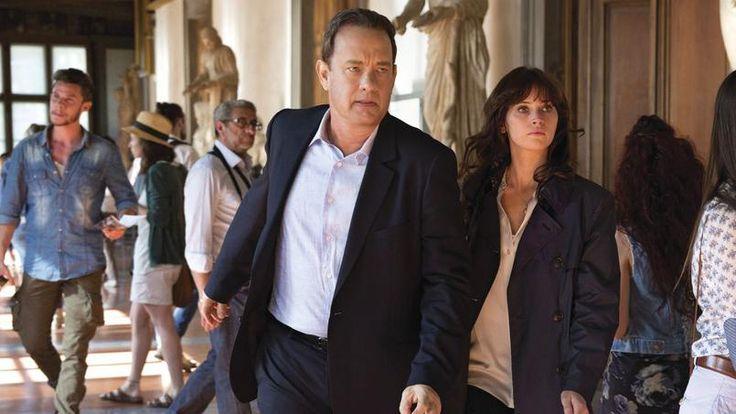 Concours : gagnez votre DVD du film Inferno avec Tom Hanks