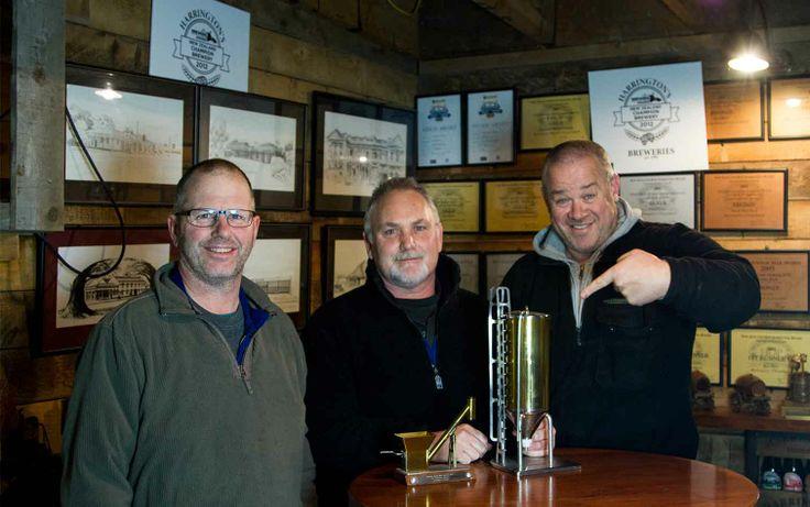 Harrington's Breweries #kiwihospo #HarringtonsBreweries #KiwiCraftBeer