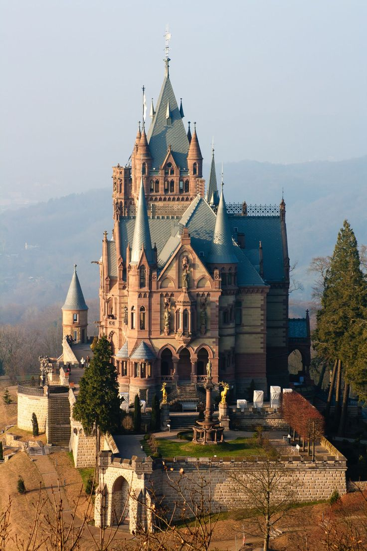 5 Amazing Castles In Germany You Have To Visit In The New Year! – Hand Luggage O…