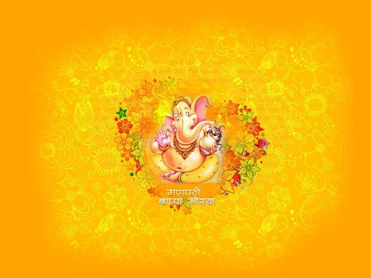 Android Ganpati Wallpaper, Marathi Mobile Wallpaper, Shri ganesh, Bappa