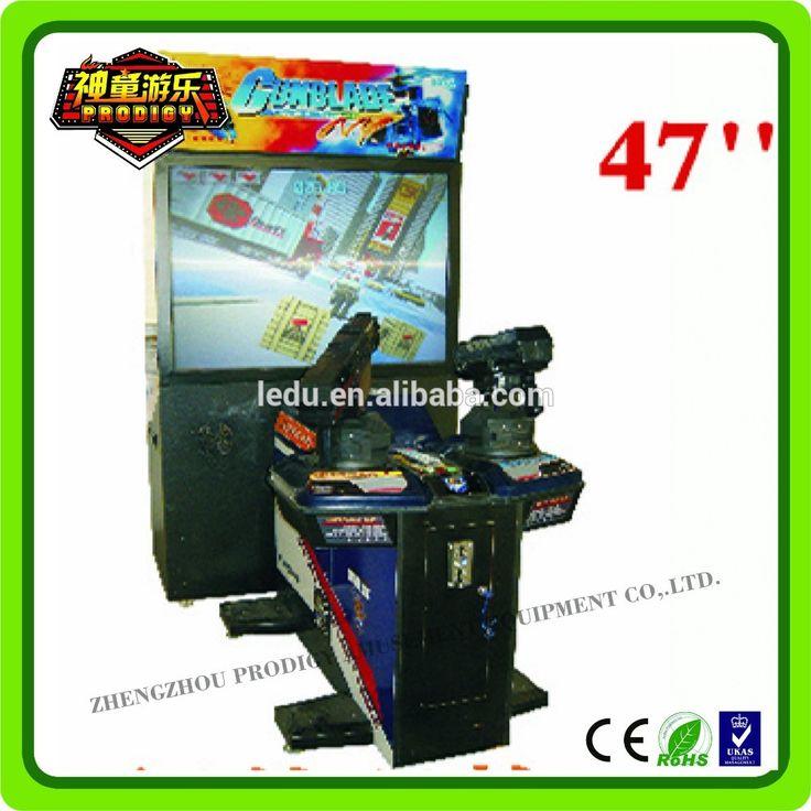 """Amusement machine shootings games , play shooting game , skeet shooting games at factory price"""