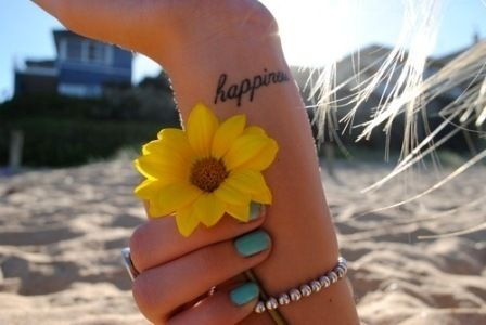Beach= Happiness