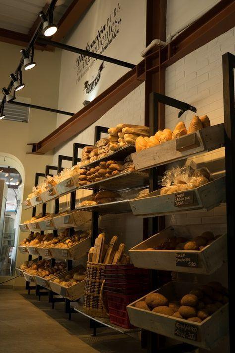Cafeteria Interior Design