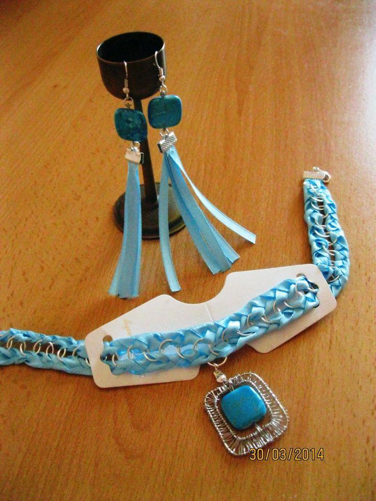 Bijuterii Handmade by Lacry: Blue sky