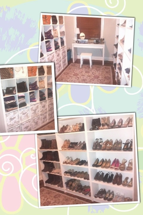 66 best turning my spare bedroom into a dressing room project so proud of my do it yourself on a budget room makeover my dream come true dressing room solutioingenieria Gallery
