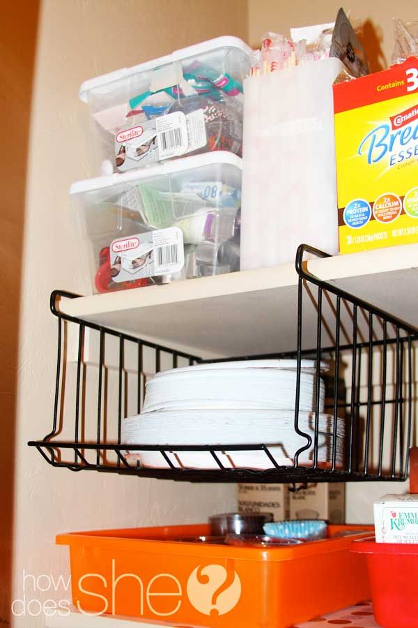 5 Genius Pantry Organization Tips! Plus a round-up of readers' tips! Add yours!