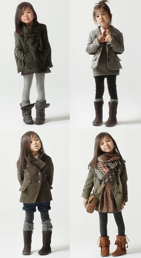 i don't even have a board for this but i couldn't not pin it. this little girl is too cute. i wish i had an Asian daughter.