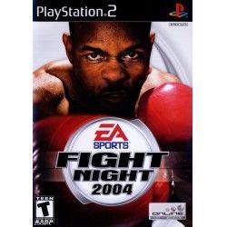 Fight Night 2004 - 014633147520 - USED
