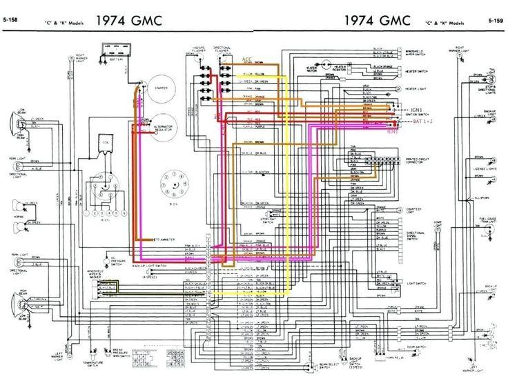 1970 Chevy C10 Fuse Box Diagram Wiring Diagram Portal  U2022 In 1972 Chevy Truck Wiring Diagram