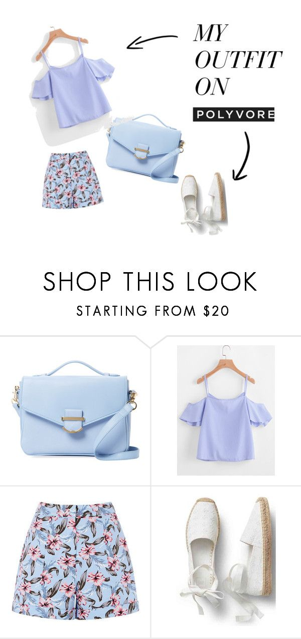 """Tenue de vacances"" by charlotte-gallou on Polyvore featuring Cynthia Rowley"