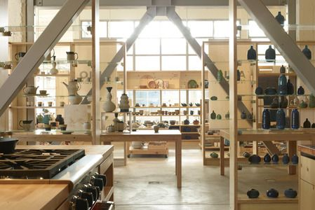 Commune is a Los Angeles-based design studio with an outstanding reputation for holistic work across the fields of architecture, interior design, product design and even graphic design.