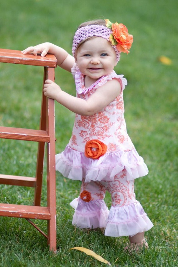 Stylish Baby Clothes For Summer