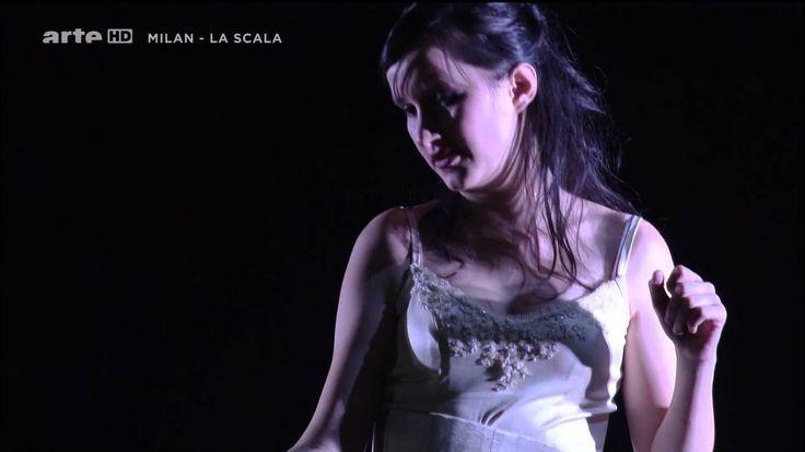 """Anna Prohaska in """"Don Giovanni"""""""