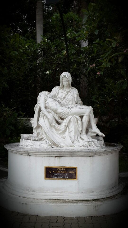 Pieta by Michael Angelo