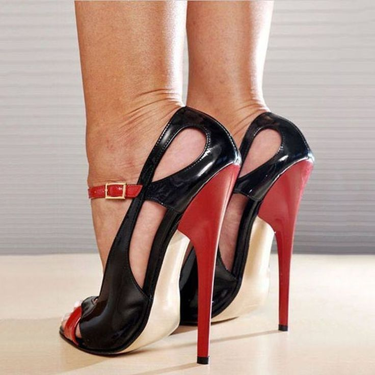 Shoespie Summer Sky High Stiletto Heels theinfinityemporium.com