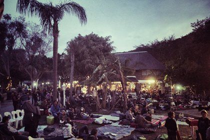 Thank you all for coming and we hope to see you all again at the next Open Air Cinema <3 :)