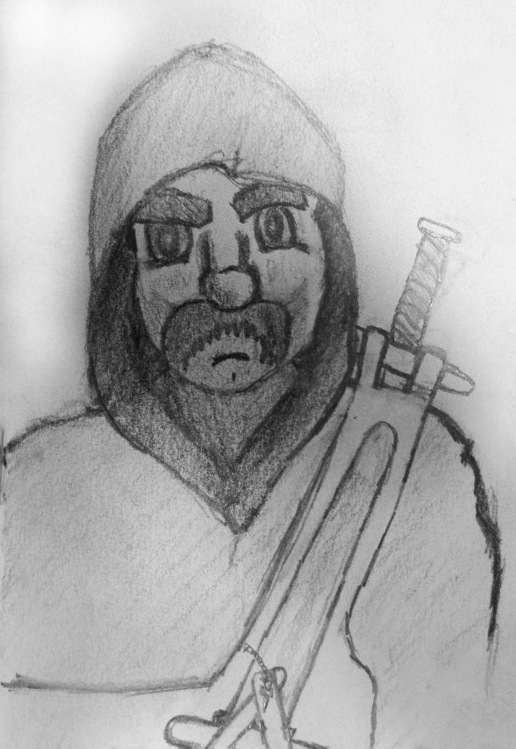 Arthur Dodge (pencils by Michael)