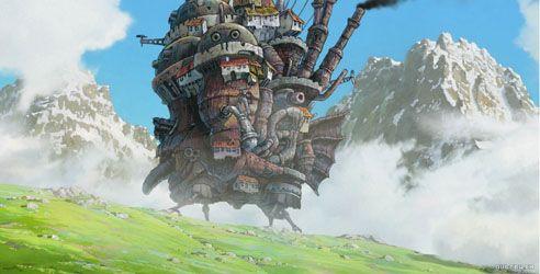 O Castelo Animado   Studio ghibli