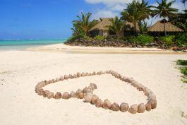 Perfect voor een huwelijksreis of een hele romantische vakantie zjn de Sea Change Villas - Cook Islands