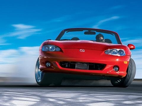 MAZDASPEED Miata-only made for a few years, factory burnt down in 2005