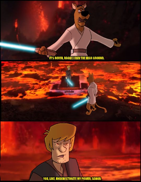 americanninjax: kitfisto: scooby: its rover raggy I rave the high ground shaggy: you like