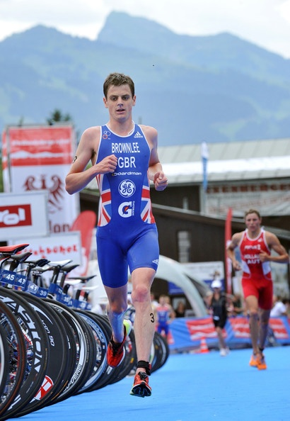 Jonathan Brownlee Photo - ITU Triathlon Kitzbuhel