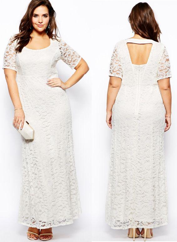 185 besten Stylish Plus Size Maxi Dresses Bilder auf Pinterest ...