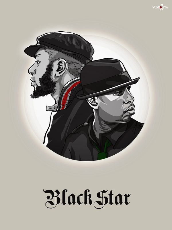BlackStar. TalibKweli, MosDef #Hiphop #Music