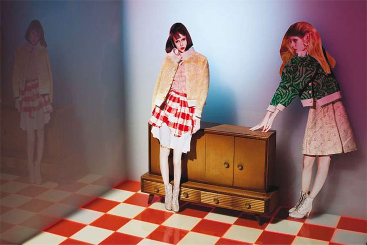 """Laurie Simmons and Peter Jensen. From the collection """"Laurie"""", 2010. Photograph by Laurie Simmons. Courtesy of the artist."""