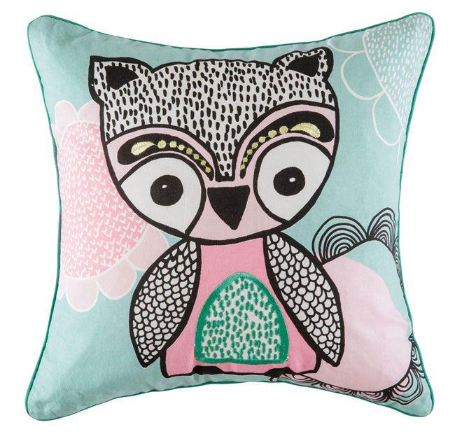 kas-kids-billie-43x43cm-filled-cushion-multi