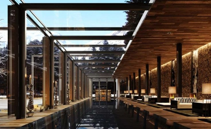 Next Stop: The Chedi Andermatt in the heart of the Swiss Alps