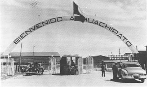 Acceso Huachipato, Talcahuano 1960