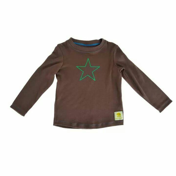 Star child tee. AW14, www.imminkkids.com