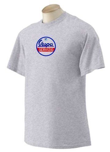 Vespa Motor Scooter Service T-Shirt