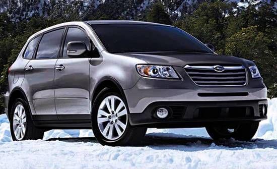 2016 Subaru Tribeca Redesign