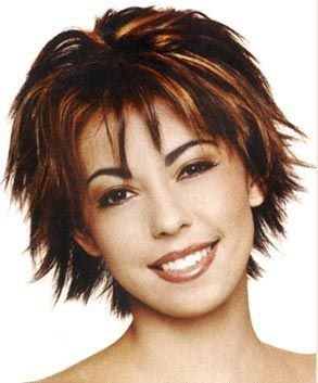 Short Hairstyles With Layers