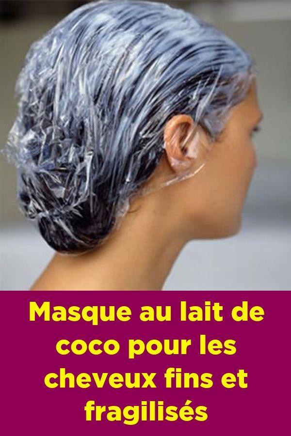Masque Lait De Coco : masque, Masque, Cheveux, Fragiles, Astuces, Beauté, #astuces, #beauté, #cheveux, #coco, #fins, #fragiles, #lait, #Masque, #pour