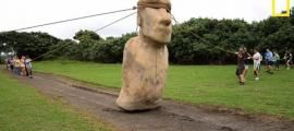 The Cataclysm of Easter Island - Stones Walking (Part 4)