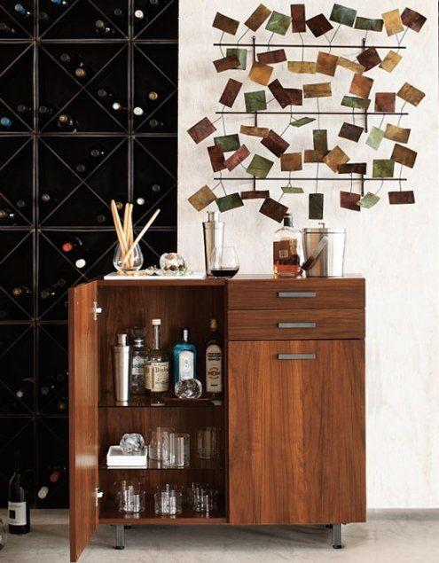 mini liquor cabinet home furniture design