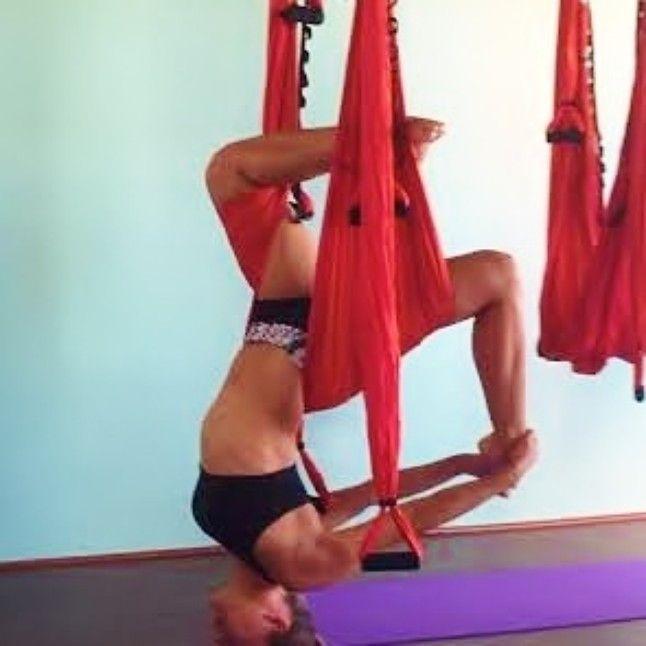 Ariel Yoga Hammock Swing
