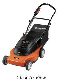 Check out the Black & Decker MM875 Lawn Hog 12 amp Electric Mulching Lawn Mower #Green #Lawn #Gardening #Home