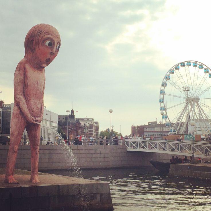 Art in Helsinki.
