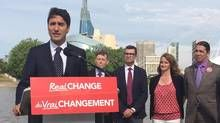 Trudeau rebuffs NDP suggestion of potential coalition government