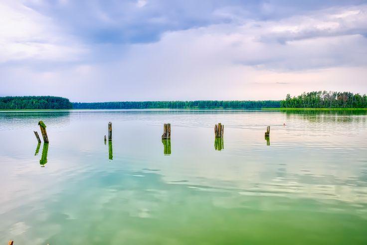 Lake in Mazuria, Poland
