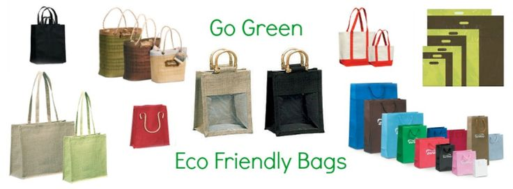 If you are looking for new ways to reduce your carbon footprint then look no further. Recyclable, Reusable, Biodegradable and Recycled Bags are the way forward!
