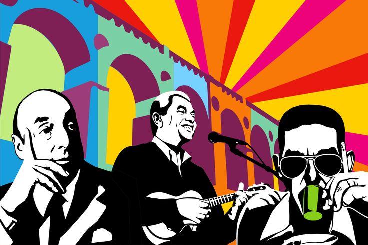 Mercado da pop art no Brasil,artistas em destaque: