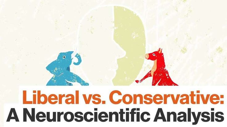 What the difference in brain structure between liberals and conservatives? And where do our political convictions come from: rational deliberation, or biological determinism?