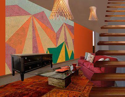 "Check out new work on my @Behance portfolio: ""Diseño de Ambientes"" http://be.net/gallery/46177247/Diseno-de-Ambientes"