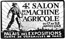 Evolution des tracteurs et autres machines agricoles